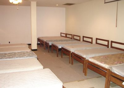 Sleeping Rooms (Twin beds)