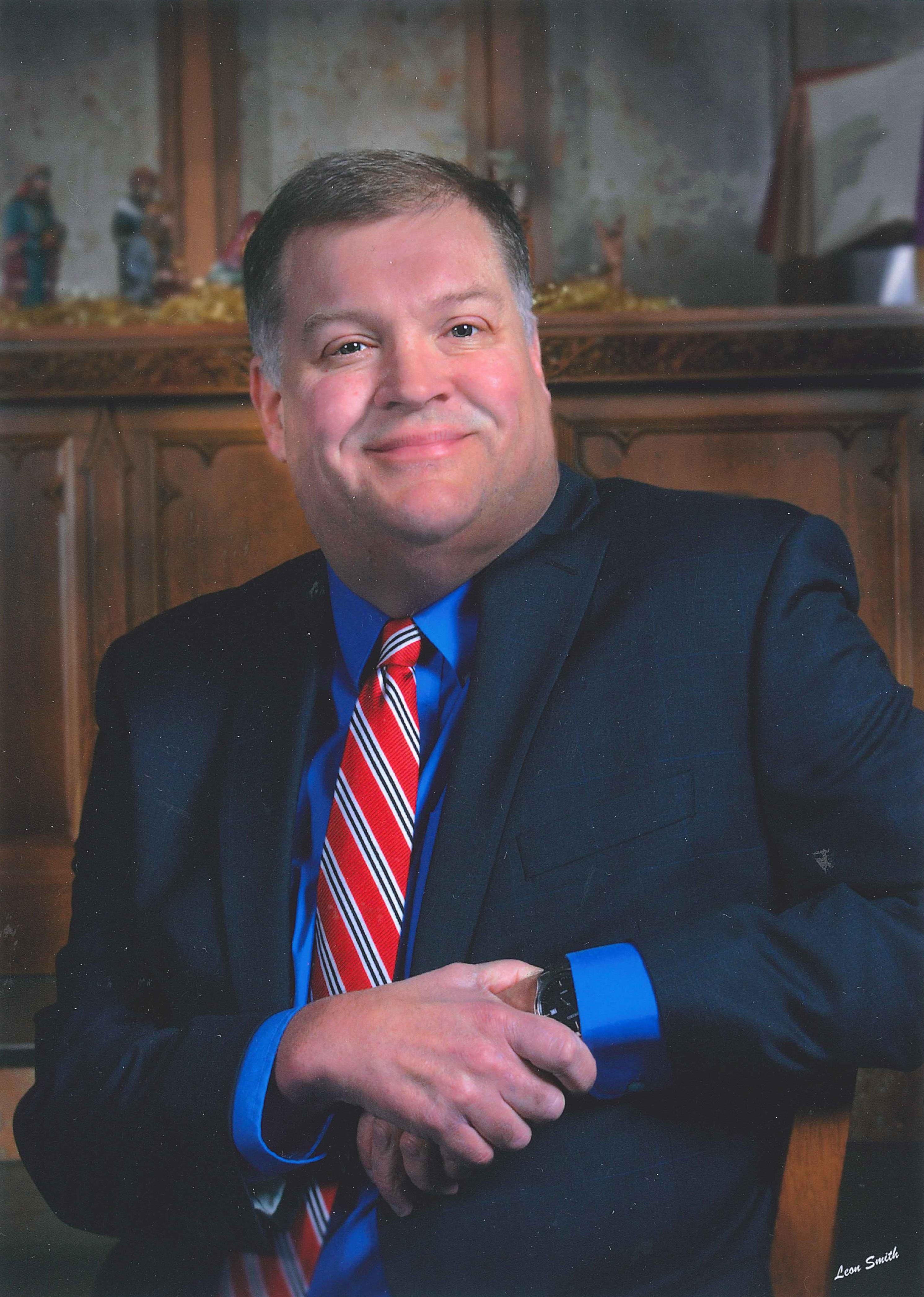 Rev. John McKinnon