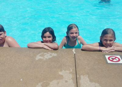 SPARK pool kids