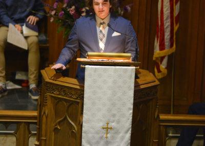 Whittington preach